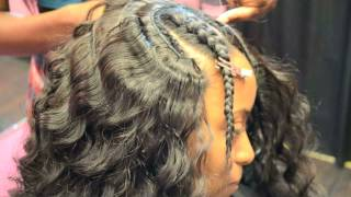 getlinkyoutube.com-Breezie Make-over Part 1! (Versatile Sew-in Tutorial)