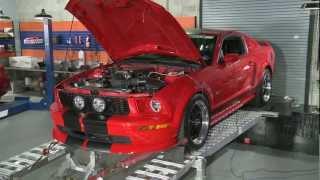 getlinkyoutube.com-2005-2009 Mustang GT Power Pack - AmericanMuscle Bolt-On Build-Ups