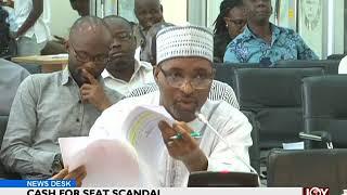 Cash For Seat Scandal [Part 1] - News Desk on JoyNews (11-1-18)