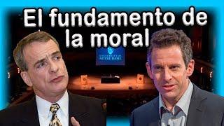 getlinkyoutube.com-Debate: Cristiano vs Ateo - William Lane Craig vs Sam Harris - Cristiano Humilla al Ateo Sam Harris