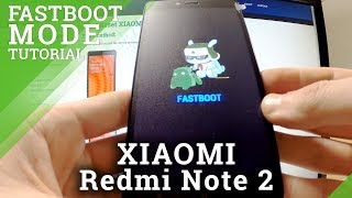 Fastboot Xiaomi Redmi Note 2 - how to enter