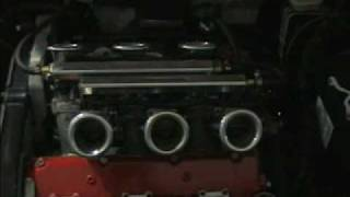 getlinkyoutube.com-Alfa 156 3.8 V6 with Individual Throttles