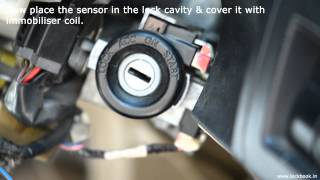 getlinkyoutube.com-Ford Endeavour Immobiliser Bypass