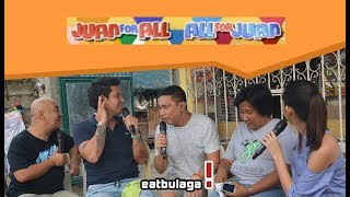 Juan For All, All For Juan Sugod Bahay   May 18, 2018