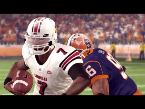 NCAA Football 13 Road to Glory : Freshman Year Week 11-13 Ep.11