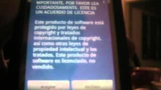 getlinkyoutube.com-Como Instalar Xrecobery XPERIA X8