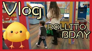 getlinkyoutube.com-VLOG - Pollito Birthday