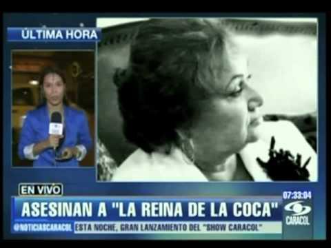 Asesinan en Medellín a Griselda Blanco, La reina de la cocaína