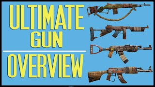 getlinkyoutube.com-Ultimate Gun Overview (Rust)