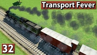 getlinkyoutube.com-weitere Segmentierung ► Transport Fever Gameplay deutsch #32