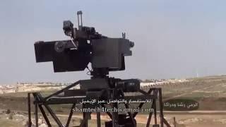 """getlinkyoutube.com-""""شام ر3"""" .. سلاح آلي جديد من ابتكار الجيش الحر"""