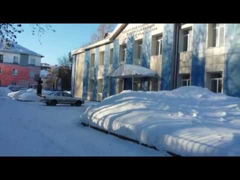 Минутка кадетской жизни. Снег