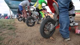 getlinkyoutube.com-New Zealand KTM Mini Motocross Nationals 2013 by Backflips Clothing