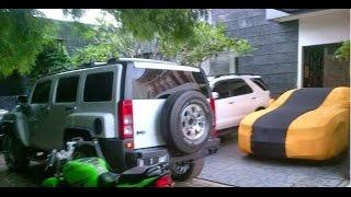 getlinkyoutube.com-Isi Garasi Milik Raffi Ahmad Ini Bikin Melongo