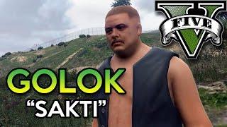 GTA 5 Mod - GOLOK SAKTI !! - Momen Lucu GTA