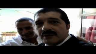 "MISTER X : Making of Dar El Bahdja 100% "" كواليس "" هبال"