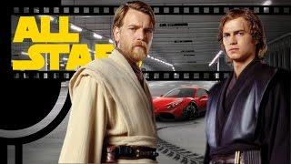 Witzige Star Wars-Parodie: Im Parkhaus