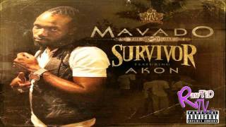 Mavado - Survivor (ft. Akon)