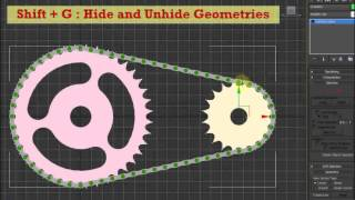 getlinkyoutube.com-3ds Max Gear & Chain (Tutorial Part 2)
