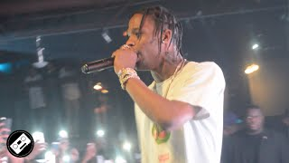 getlinkyoutube.com-Travis Scott performs PORNOGRAPHY - LIVE @ BET HIP-HOP AWARDS AFTER PARTY | ATLANTA | BEER AND TACOS