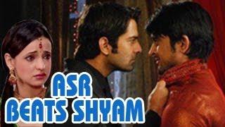 getlinkyoutube.com-Arnav BEATS Shyam FOR Khushi in Iss Pyaar Ko Kya Naam Doon 11th September 2012