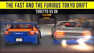 getlinkyoutube.com-Grand Theft Auto 5 - Tokyo Drift: Toretto VS DK