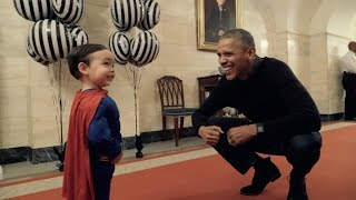 flushyoutube.com-Trick or Treat: Halloween 2016 at the White House