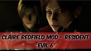 getlinkyoutube.com-Resident Evil 6 Leon and Claire