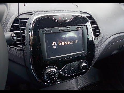 Renault Kaptur: как включить скрытую функцию бесконечного зажигания