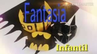 Batman Fantasia Infantil Como Fazer?