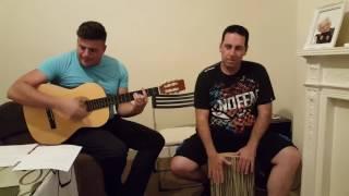 getlinkyoutube.com-La Bicicleta- El Primo Juan (Carlos Vives, Shakira) Cover Flamenca