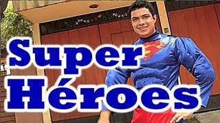 getlinkyoutube.com-Superhéroes - Luisito Rey (Hielo con Sal)