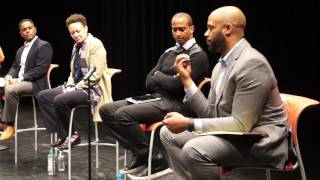 Yvette Carnell at New Black Fest Panel: Sustainability in the Trump Era