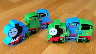 getlinkyoutube.com-New Thomas and Friends Engine Match Express Percy and Thomas Play Set