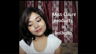 getlinkyoutube.com-Miss Claire haul | Where You Can Find In Kolkata