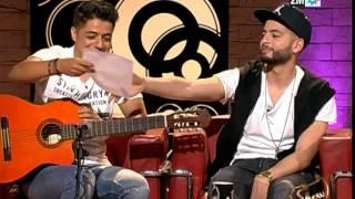 getlinkyoutube.com-إيهاب وأمينوكس يرتجلان أغنية مشتركة في رشيد شو... شاهد