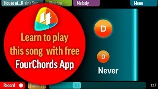 Easy Guitar Lesson -- Skyscraper - Demi Lovato - Tutorial with chords + Lyrics