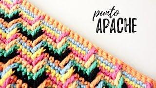Punto MARAVILLOSO a crochet / Punto APACHE | AHUYAMA CROCHET