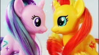 getlinkyoutube.com-MLP: Starlight Glimmer vs Sunset Shimmer
