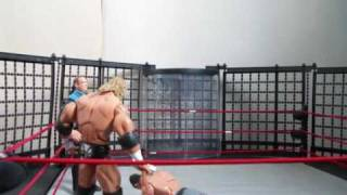 getlinkyoutube.com-CPW Elimination cage match