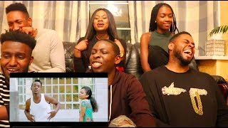 Willy Paul - Jigi Jigi ( REACTION VIDEO )    @WillyPaulMusic @Ubunifuspace