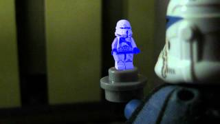 "getlinkyoutube.com-LEGO STAR WARS: Captain Rex in Order 66 | Teil 1 | ""Brickfilm"""