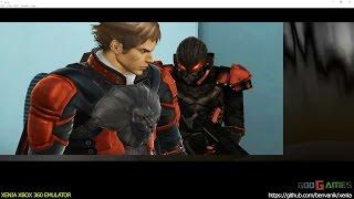 getlinkyoutube.com-Xenia Xbox 360 Emulator - Tekken 6 Ingame!