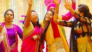 getlinkyoutube.com-Sasural Simar Ka Team Performs At Jyotsana And Nitesh | Sangeet Ceremony