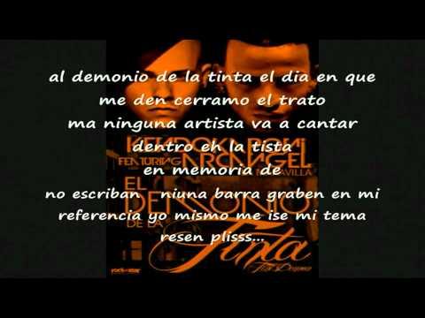 Kendo Kaponi Ft Arcangel - El Demonio De La Tinta ''Full Ver