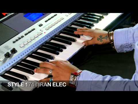 YAMAHA PSR-I455 KEYBOARD DEMONSTRATION BY GLEN FERNANDES