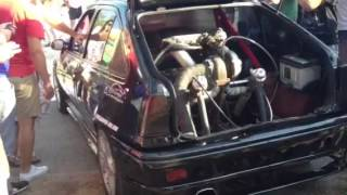 getlinkyoutube.com-Opel kadett V8 4,2 turbo, 950 PH