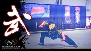getlinkyoutube.com-Eagle Claw Kung Fu - Wushu Tournament