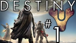 getlinkyoutube.com-Destiny - Part 1 - Awakening (Walkthrough) [1080p HD]