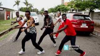 getlinkyoutube.com-D2 - Alkayida Vs Azonto Part 2 [Red Card Dance Video]
